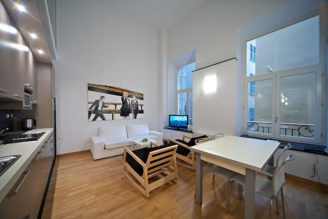 Penthouse in the heart of Genoa - Image 1 - Genoa - rentals