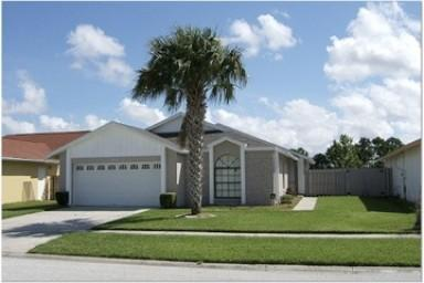 Close to Disney! 3BD/3BA home w/ private pool and gorgeous lake views- WB25 - Image 1 - Kissimmee - rentals