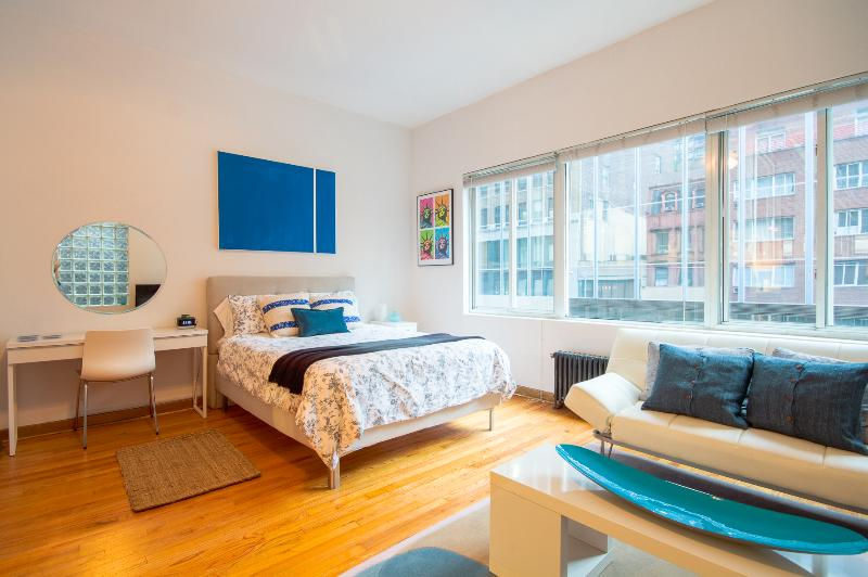 Spacious Studio Loft in Midtown ! - Image 1 - New York City - rentals