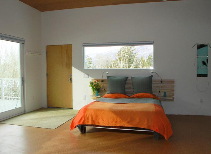 Comfy queen - Gorgeous new modern studio in town! - Aspen - rentals