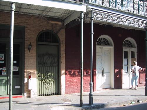 French Quarter center with private deck - Image 1 - New Orleans - rentals