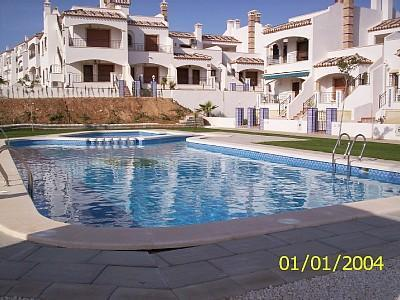 Beautiful Pool  - Beautiful Apartment in sunny Costa Blanca - Alicante - rentals