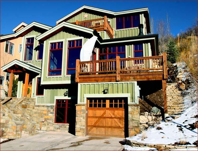 202 Ontario Ave - Walk to Main Street!  $100 Off - Image 1 - Park City - rentals