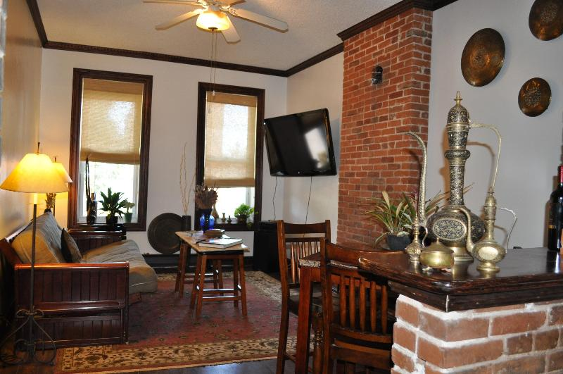 Completely Renovated Apt. in Historic Benton Park - Image 1 - Saint Louis - rentals