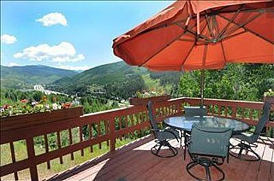 Looking Up Vail Valley in the Summer - Vail Home- Sleeps 10- Private Funicular - Vail - rentals