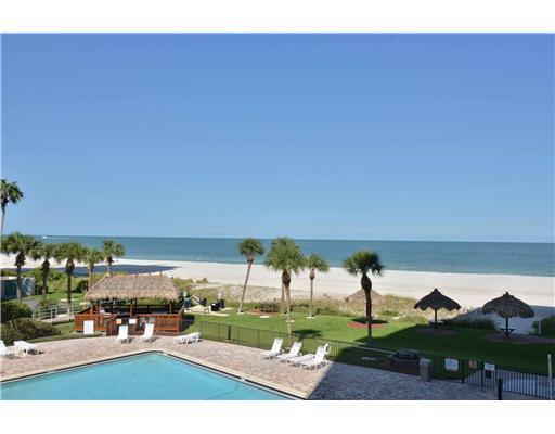 Swimming Pool and Beach - Clearwater Beach Condo w/ WaterViews 1MO. MINIMUM - Clearwater Beach - rentals