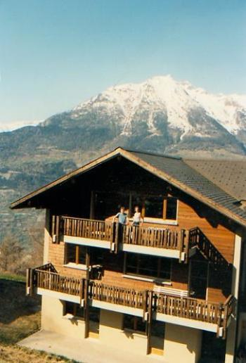 Luxurious Appartment Switzerland Wallis Eischoll - Image 1 - Eischoll - rentals