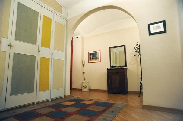 The entrance - Minerva House - Rome - rentals