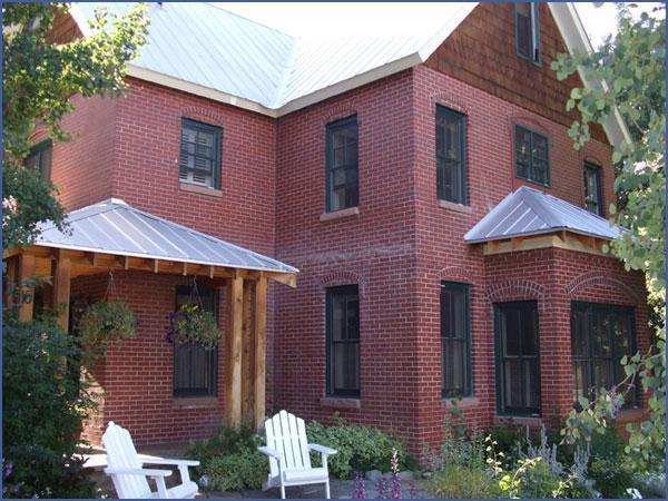 Stunning Victorian and the only red brick house in town. - Beautiful Victorian 3BR home in Heart of Town - Crested Butte - rentals