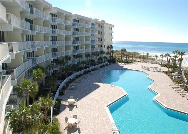 Gulf front 1 Bedroom / 2 Bath condo that sleeps 6 located at Destin West - Image 1 - Fort Walton Beach - rentals