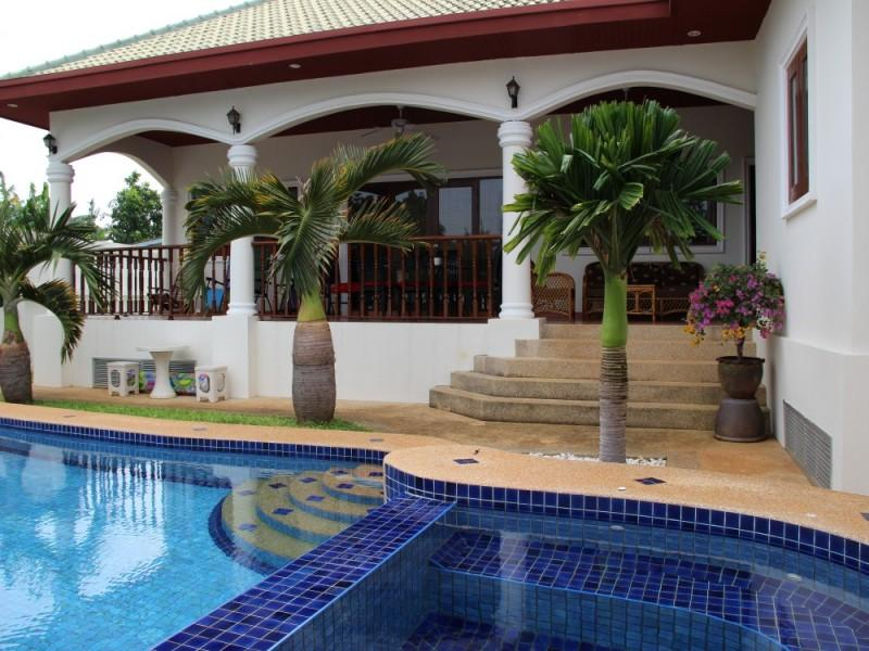Villas for rent in Khao Tao: V5031 - Image 1 - Khao Tao - rentals