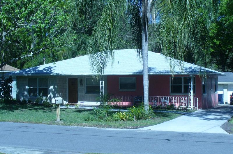front view - Welcoming and comfortable - Tampa - rentals