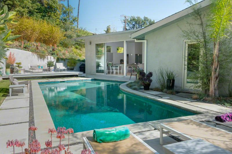 Inspired Luxury Home with Saltwater Pool - Image 1 - Los Angeles - rentals