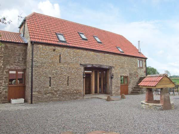 THE STONE BARN, flexible sleeping, WiFi, woodburner, detached cottage in Adsett, Ref. 29560 - Image 1 - Westbury on Severn - rentals