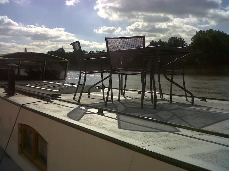 Great place for brunch - Stunning barge, with lovely roof terrace - London - rentals