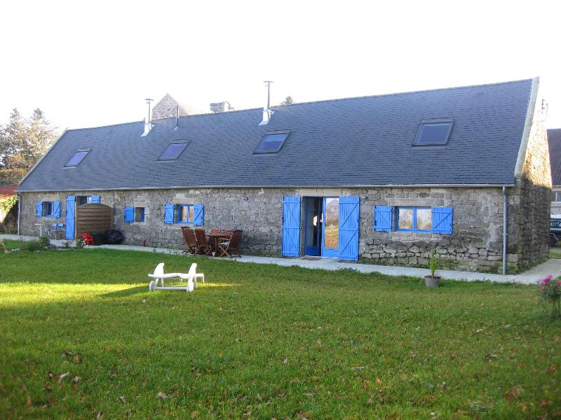 the cottage - Nice traditional cottage near teh beaches - Douarnenez - rentals