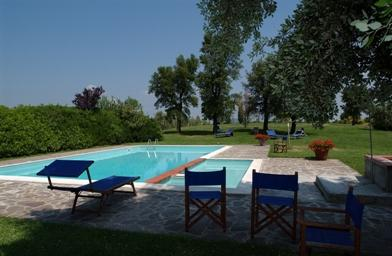 holidayhome for 8 pp in Tuscany nearby S Gimignano - Image 1 - Montaione - rentals