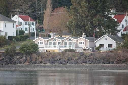 Dave's Bay House - Dave's Bay Front on Tillamook Bay ~ 3 Bedroom, - Garibaldi - rentals