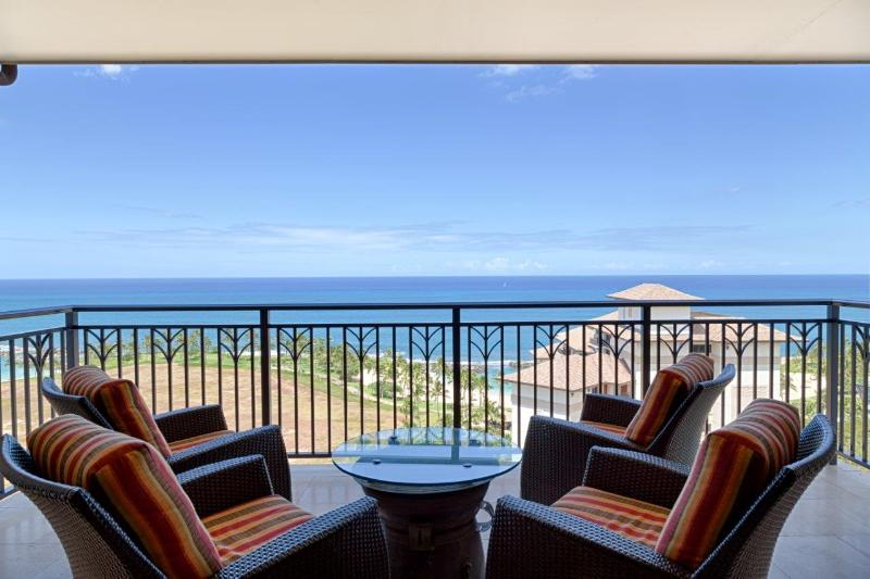 Absolutely unobstructed view of the gorgeous blue ocean! - Exclusive Top Floor Penthouse w/ Panoramic Million Dollar Ocean View! - Kapolei - rentals