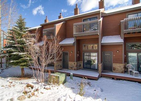 Winterpoint 2BR Ski-in/Walk-to Snowflake Lift ~ RA44240 - Image 1 - Breckenridge - rentals