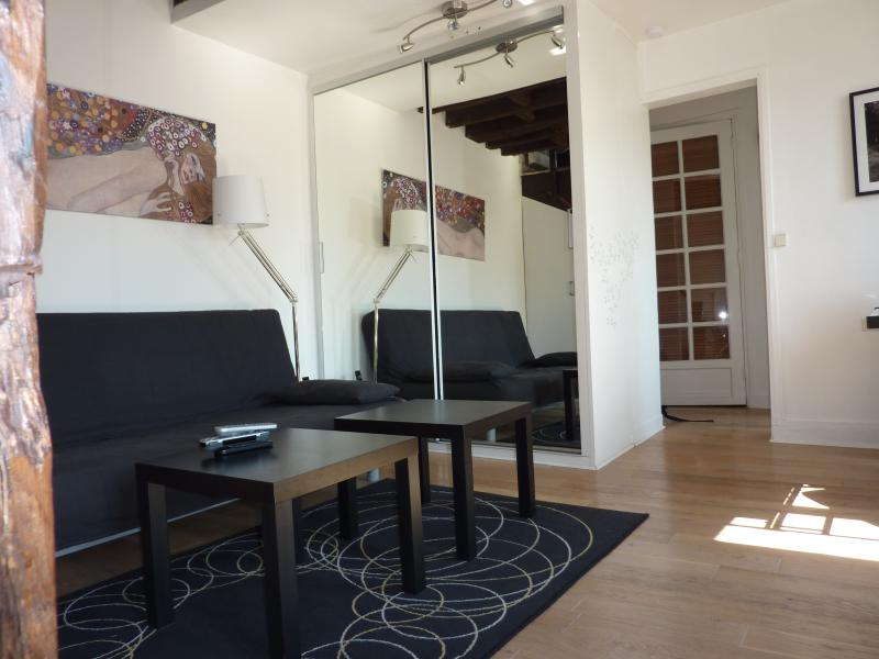 Only for long term rental from September - Image 1 - 2nd Arrondissement Bourse - rentals