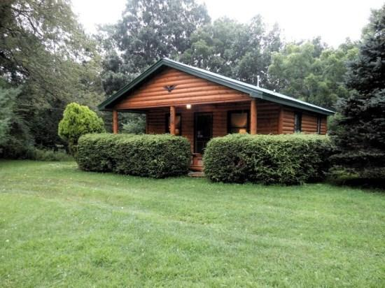 Cozy Cabin in a Private Setting in Valle Crucis, NC - Fishing Cottage - Boone - rentals