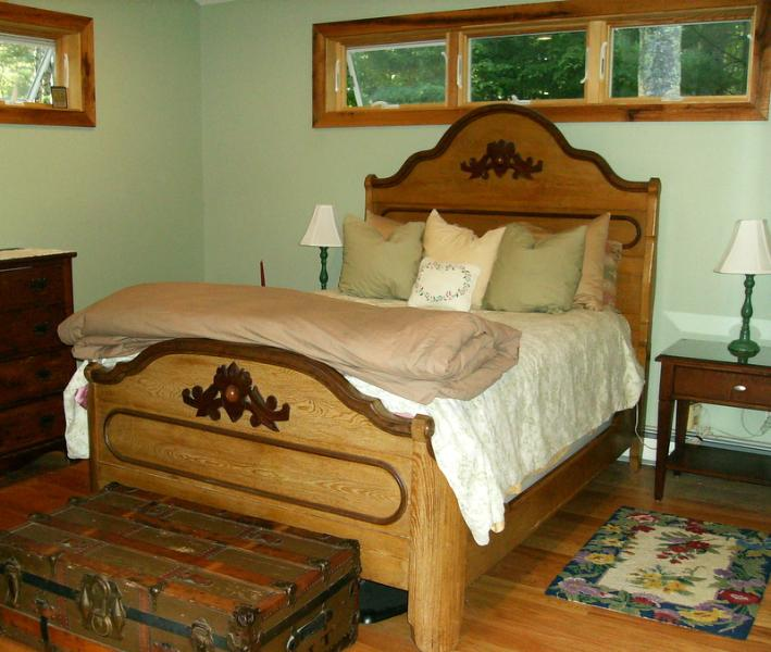 Bed Room - One Bedroom Apartment on Cape Cod - East Falmouth - rentals