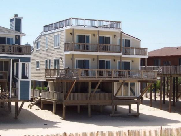 Exterior - 804 South Ocean Drive - 386-co - South Bethany Beach - rentals