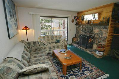 Living Room - Tahoe Sierra Pines 17 - Incline Village - rentals