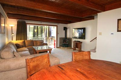 Living Area - Incline Manor 45 - Incline Village - rentals