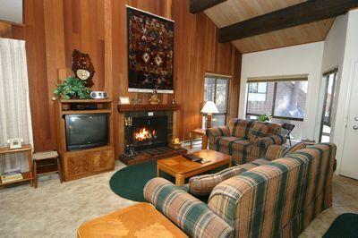 Living Room Area - Coeur Du Lac 37 - Incline Village - rentals