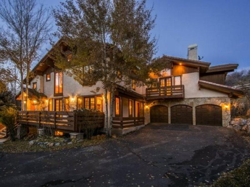 Solamere Mountain Luxury Home  - Solamere Mountain Home - Park City - rentals