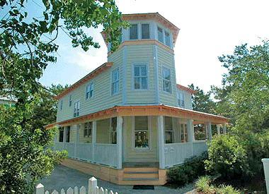 Exterior - Big Pink - Seaside - rentals