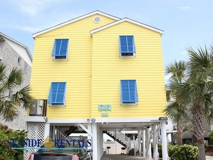Just Chillin - Image 1 - Surfside Beach - rentals