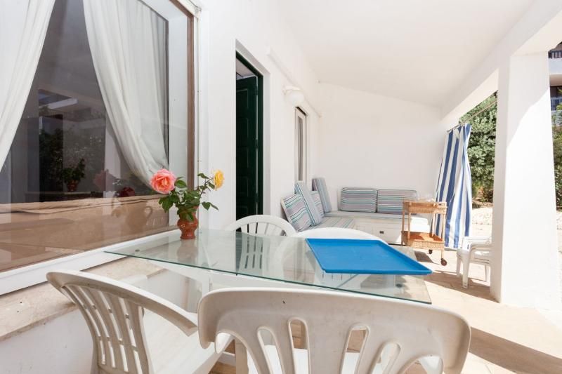 Family apartment with large sea-facing patio - Image 1 - Lagos - rentals