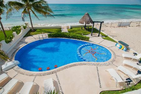 Beautiful Beachfront Villa Paradise - Enjoy Tranquility & Relaxation at its Best - Image 1 - Playa Paraiso - rentals