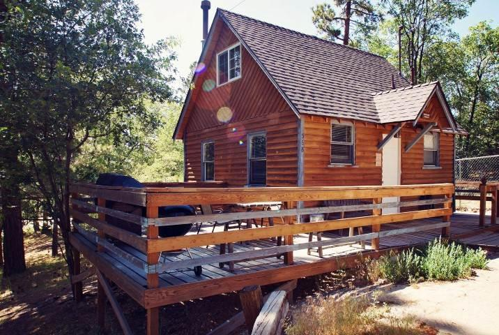 A Honeymooner's Hideaway - Image 1 - Big Bear Lake - rentals