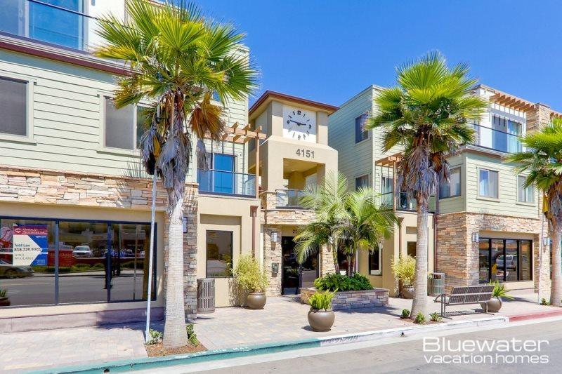New complex on Mission Blvd and Pacific Beach Drive - Pacific Blue Two - Vacation Rental in Pacific/Mission Beach - San Diego - rentals