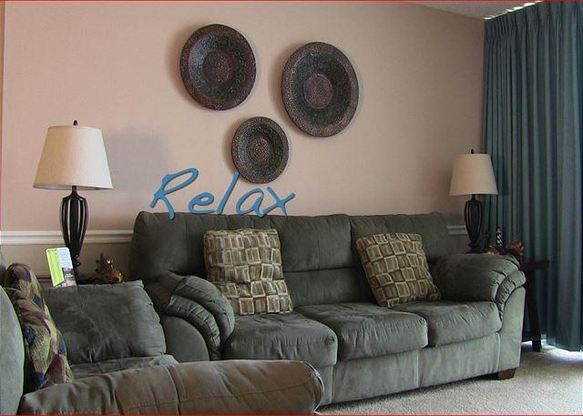 Beautiful Ocean Front Condo located just south of Myrtle Beach, Sc - Image 1 - Garden City Beach - rentals