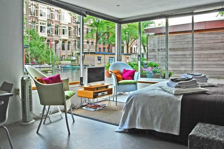 On the Water Studio - Image 1 - Amsterdam - rentals