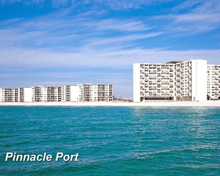 Pinnacle Port #C1-303 - Image 1 - Panama City Beach - rentals