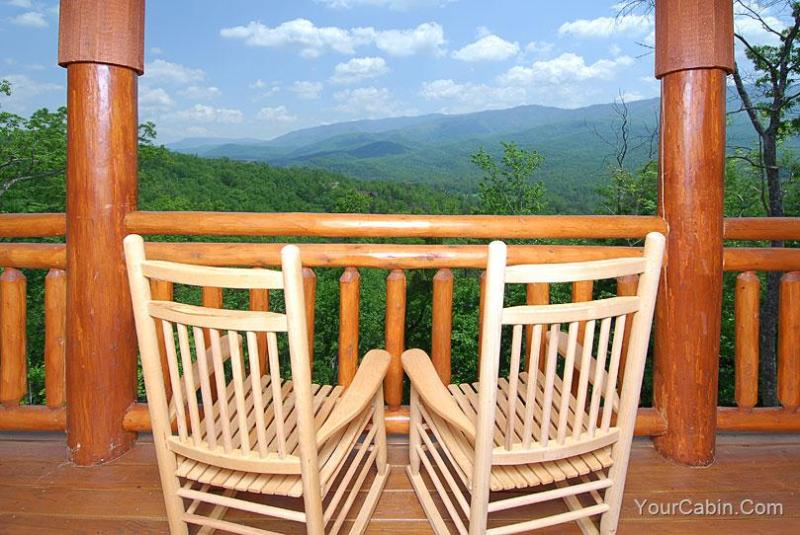 Pool And A View Lodge Cabin - Image 1 - Gatlinburg - rentals