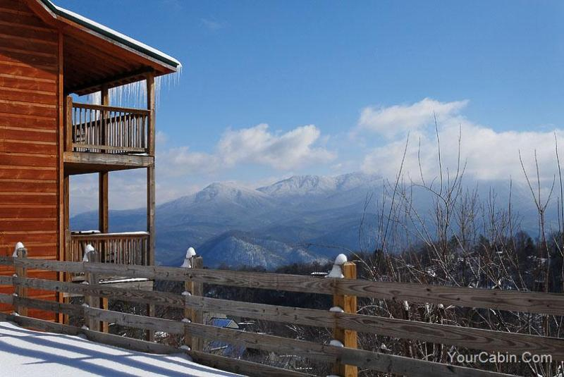 A Spectacular View To Remember Cabin - Image 1 - Gatlinburg - rentals