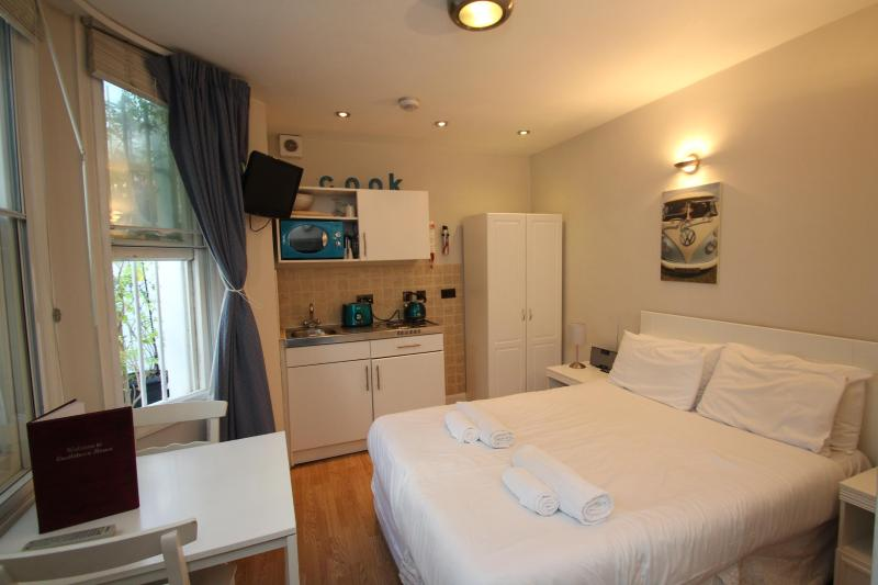 West Kensington Affordable Studio - Image 1 - London - rentals