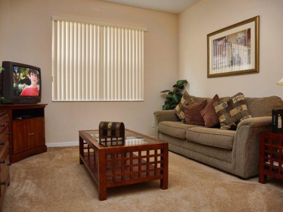 Living Area    - CP5P311TC 5 BR Executive Pool Home With A View - Davenport - rentals