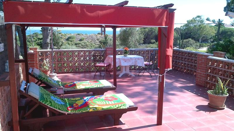Relaxing by the sea - Patio Room Apartment,  relax beachside and natural - Marbella - rentals