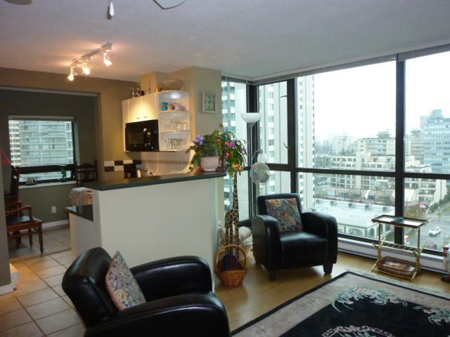 Enjoy city views from the comfort of your home - Deluxe Studio Apartment in Coal Harbour, Vancouver - Vancouver - rentals
