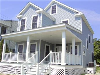 CLOSE TO BEACH AND TOWN 92888 - Image 1 - Cape May - rentals