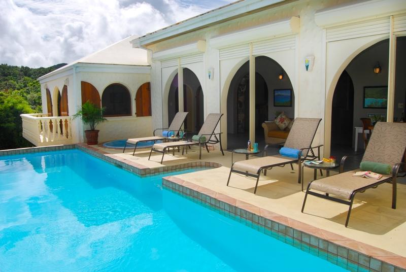 Private Pool and Lounge - Cinnamon Day Dreams - Amazing Views - Secluded !!! - Catherineberg - rentals