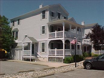 Condo with a Pool 56275 - Image 1 - Cape May - rentals